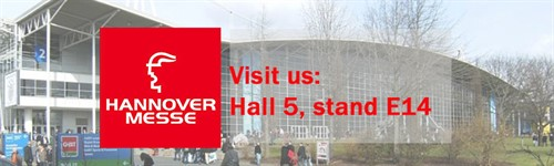 Expanite At Hannover Fair